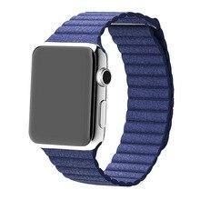 Bluetooth Smart echtem leder Uhr Mode Wrist Smartwatch Männer Armbanduhr Tragbare Digitale Gerät