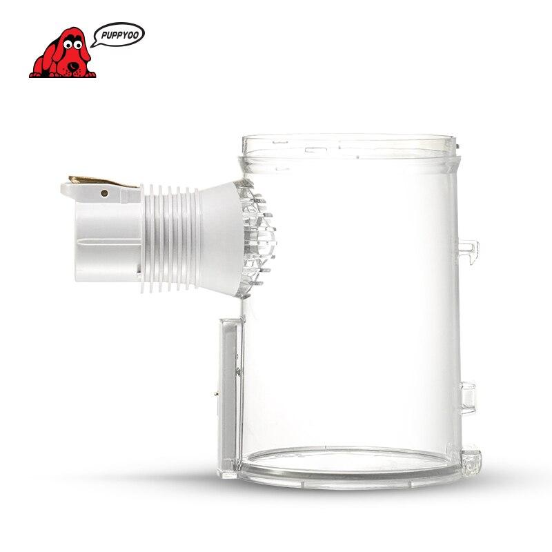 Le réservoir à poussière Transparent pour WP521GOLD PUPPYOO