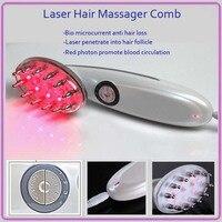 3 IN 1 Electric IPL Laser Hair Growth Bio Microcurrent Hair Follicle Scalp Stimulator Massager Comb