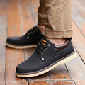 2017 Men Autumn Boots new PU Leather men boots Hot Sell England cotton martin boots Shoes men Warm Spring men shoes