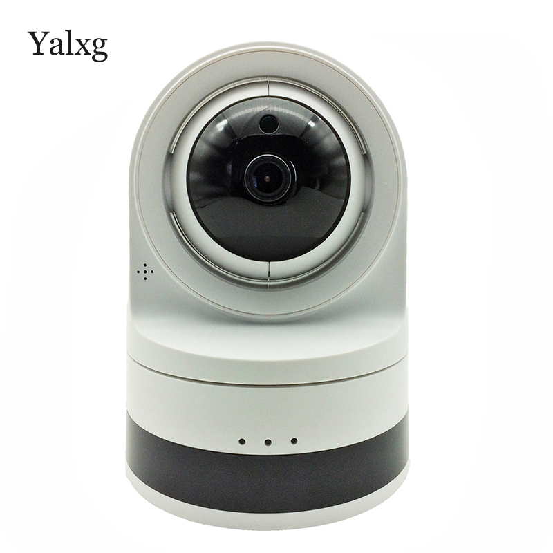 Yalxg New Home Security 960P P2P IP Camera wi-fi Smart Mini Baby Monitor Two Way Audio Support IOS/Android Remote viewing