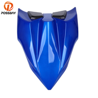 POSSBAY Motorcycle Rear Seat Cover Cowl Fairing Matte Black Blue Black White Green Fit For Kawasaki