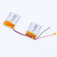 HPP452030 3 7V 440mAh Rechargeable Li Polymer Li Ion Battery For Camcorder Battery Pack Medical Device