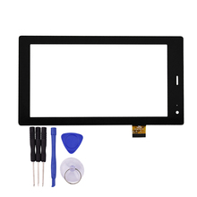 7inch Touch Screen for Megafon Login 3 MT4A Login3 MFLogin3T Tablet TPC1463 VER5.0 FL FL-070-290 TPT-070-360 Tablet Touch Screen(China)