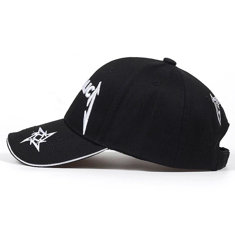 ac3bcd3bd4a32 Top Selling Gothic Metal Mulisha Baseball Cap Women Hats Fashion Brand  Snapback Caps Men hip hop cap Metallica baseball Caps-in Baseball Caps from  Apparel ...