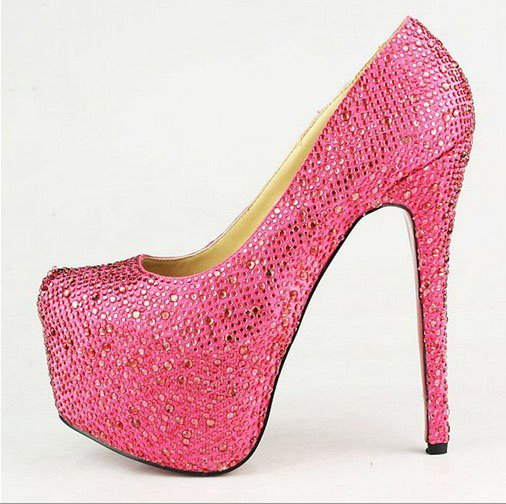 1c279086af89 Fashion Lady Hot Sexy High Heel Pump Platform Stiletto Shoes ...