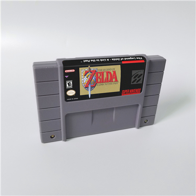 The legend of Zeldaed Series Games A Link to the past or Parallel Worlds Goddess of Wisdomed BS REMIX-batería Save US Version