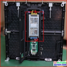 Светодиодный дисплей PW аксессуар 200 Вт, дизайн для светодиодного дисплея один цвет/двухцветный/полноцветный