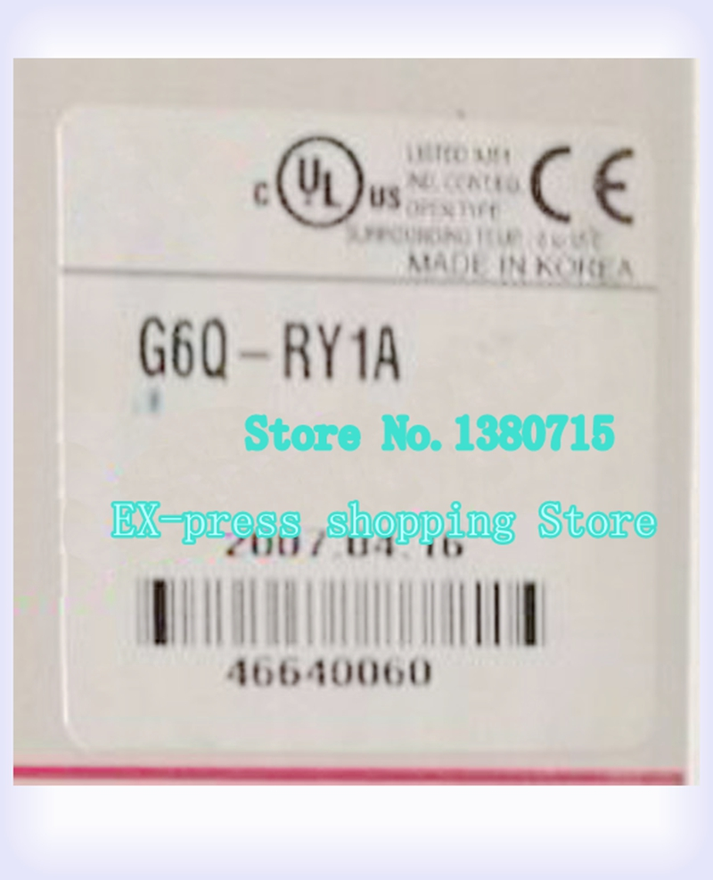 G6Q-RY1A output module K200S brand new недорго, оригинальная цена