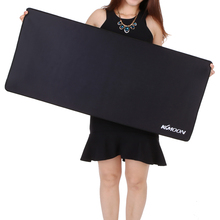 Smith Extended Water-resistant Anti-slip Natural Rubber Gaming Mouse Pad