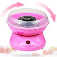 110V 220V Mini Portable Electric DIY Cotton Candy Maker Machine Sweet Candy Floss Spun Sugar Machine