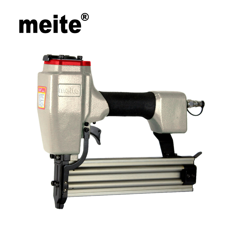Meite T50MA 16GA 2 air brad nailer gun pneumatic finish nail gun air gun use for interior decoration Jan.10 Update tool 18ga pneumatic brad nailer gun f50 not include the custom tax