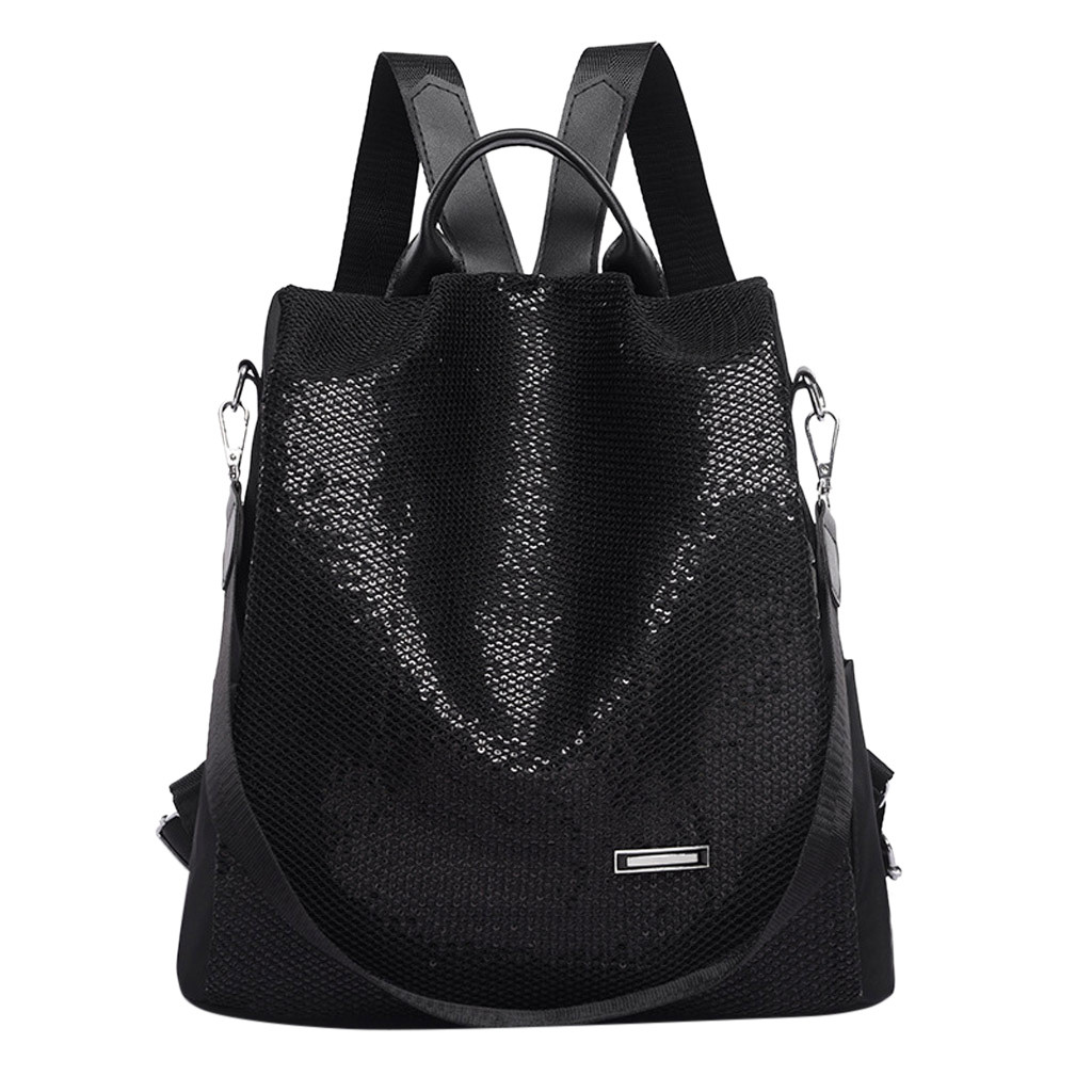 2019 New Fashion Ladies Large Capacity Versatile Shoulder Bag Shoulder Bag Mochilas Feminina Bagpack Mochila Mujer