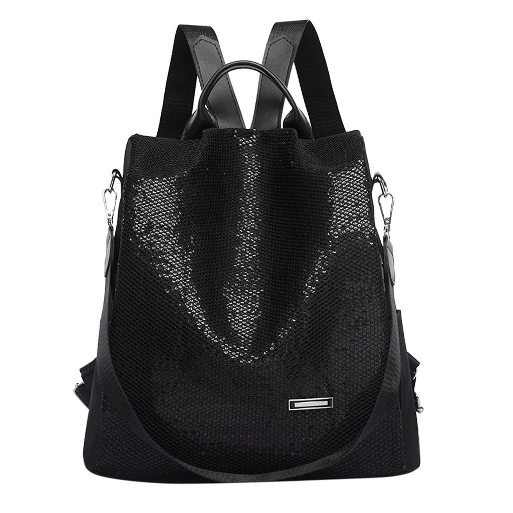 2019 New Fashion Ladies Large Capacity Versatile Shoulder Bag Shoulder Bag Mochilas Feminina Bagpack Mochila Mujer