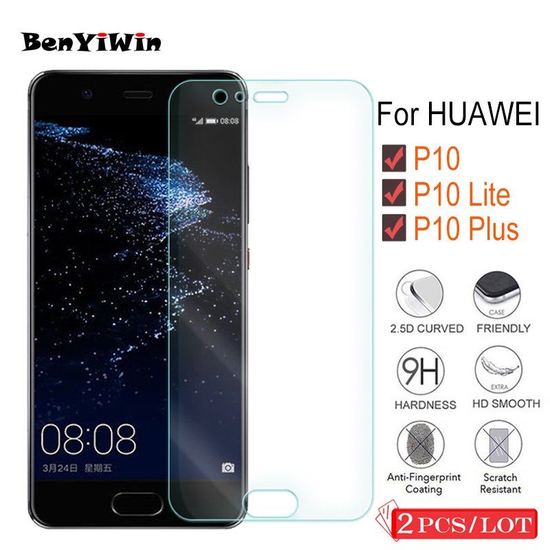 2PCS Premium Tempered Glass for Huawei P10 Plus Screen Protector Clear Toughened protective film Case For P10 Pro P10 Lite Glass2PCS Premium Tempered Glass for Huawei P10 Plus Screen Protector Clear Toughened protective film Case For P10 Pro P10 Lite Glass