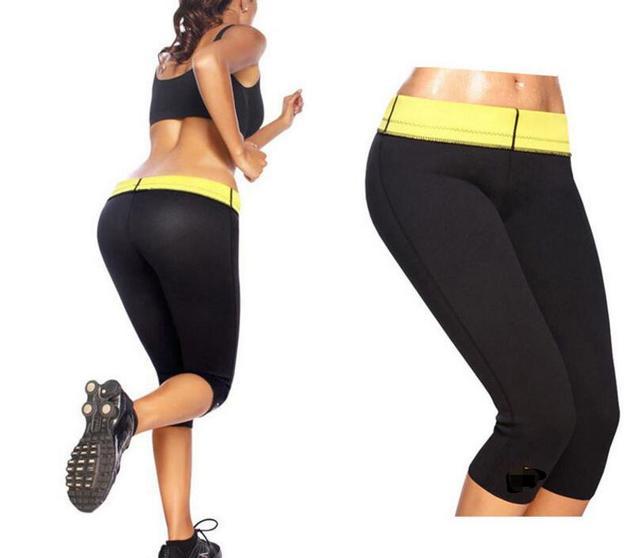 1a2a9dc54030e Women Hot Shapers Super Stretch Super Control Panties Pant Stretch Neoprene  Slimming Body Shaper