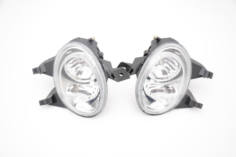 1 Pair RH+LH front bumper fog light driving lamps for