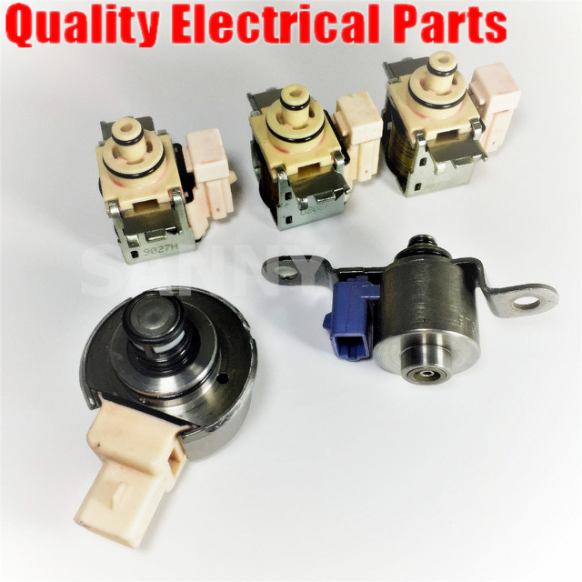 buy oem transmission solenoid kit for. Black Bedroom Furniture Sets. Home Design Ideas
