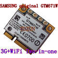 High-speed multi-mode 3 G module OPTION GTM671 WIFI+3G MODULE 14.4M WCDMA HSUPA PCI-E