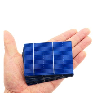 Image 5 - 50PCS Solar Panel 5V 6V 12V Mini Solar System DIY For Battery Cell Chargers Portable 125 156 Solar Cell 0.37W 0.54W 0.66W 1.05W