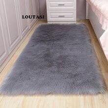 Накидка на стул loutasi из овечьей кожи мягкий коврик для сиденья