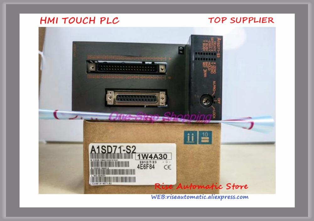 A1SD71-S2 PLC Module Positioning Unit New OriginalA1SD71-S2 PLC Module Positioning Unit New Original