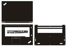 """Laptop Carbon Fiber Vinyl Miếng Dán Da Dành Cho Laptop Lenovo Thinkpad X1 Cực Chất/P1 1st/2nd Gen 15.6"""""""