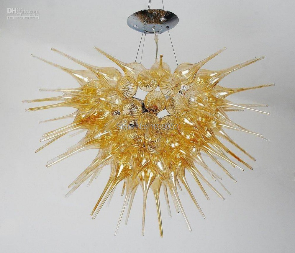 Hot Sale Blown Glass Staircase Chandelier dale chihuly chandeliers chihuly chandelierdale chihuly - title=