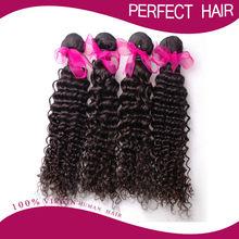 Brazilian Deep Wave Virgin Hair Weave 3 Bundles/lot Unprocessed Virgin Brazilian Human Hair weave brazilian hair