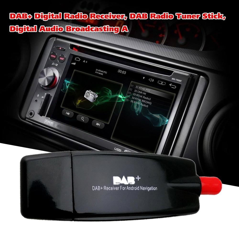 digital radio receiver dab radio tuner antenna for android car dvd player for digital audio. Black Bedroom Furniture Sets. Home Design Ideas