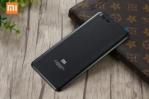 Image 2 - Funda trasera de cristal Original para XiaoMi Note 3, carcasa trasera para batería de teléfono