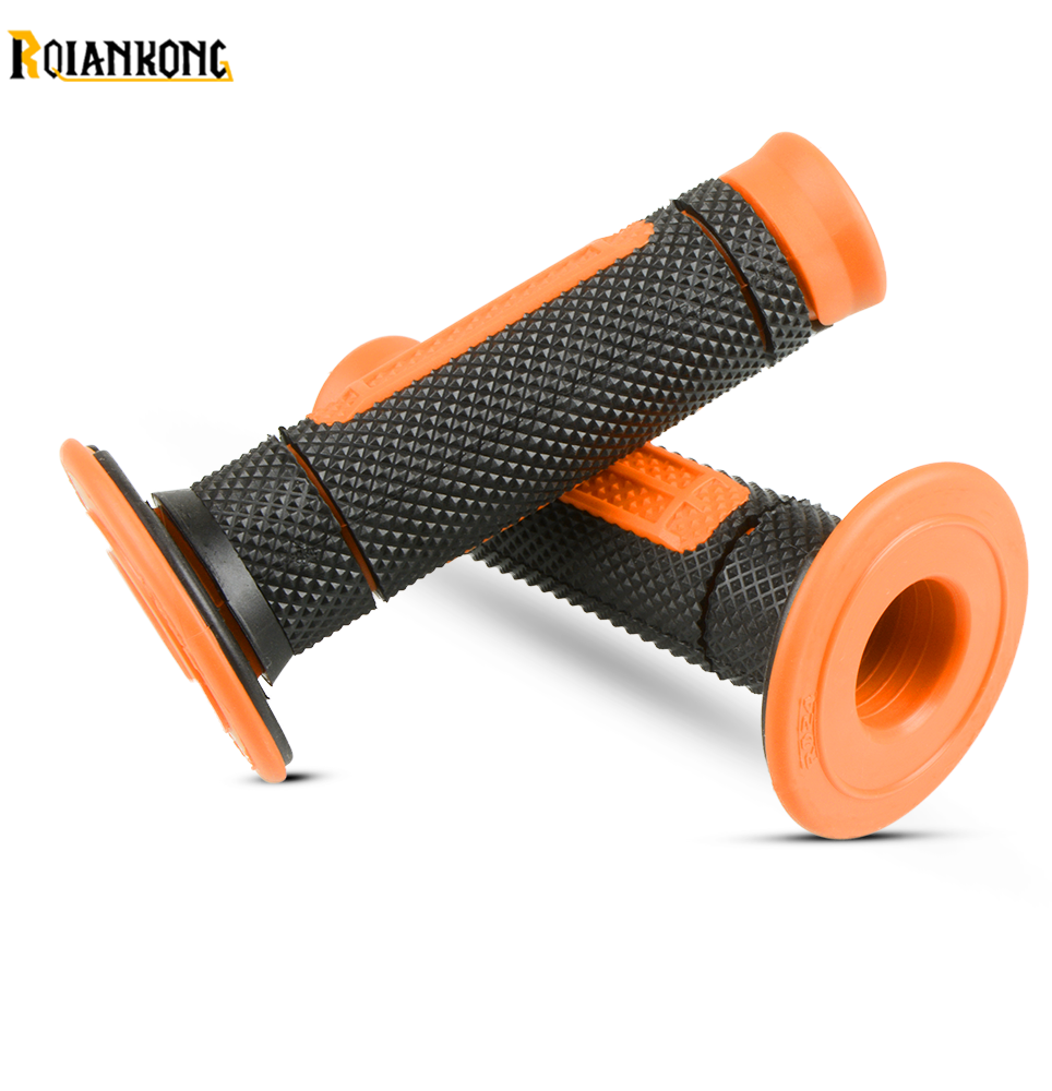 Motorcycle 22mm 7 8 HandleBar Hand Grips FOR KTM 525 XC 2006 2007 525 EXC 2004 2007 525 XCW 2007 525 MXC 2004 2005 530 EXC in Grips from Automobiles Motorcycles