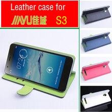 Высокое качество зеленый низ новые оригинальные JIAYU S3 кожаный чехол откидная крышка для JIAYU s 3 Чехол JIAYUS3 чехол телефона в наличии