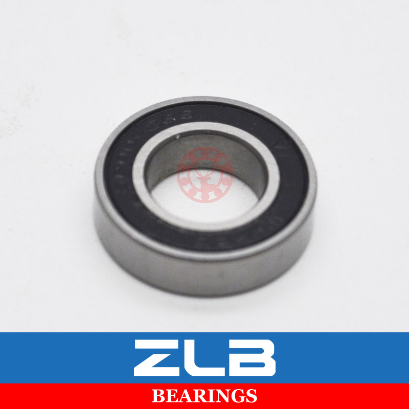 5Pcs 6206-2RS 6206RS 6206rs 6206 rs Rubber Sealed Deep Groove Ball Bearings 30x62x16mm Free shipping High Quality 6206 2rs full zro2 ceramic deep groove ball bearing 30x62x16mm 6206 2rs