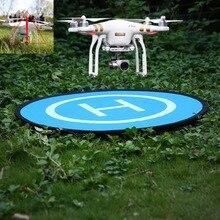 75cm RC Drone launch pad Quadcopter Helicopter Mini landing pad helipad for DJI Mavic Pro / Spark / phantom 3 / 4 /inspire 1