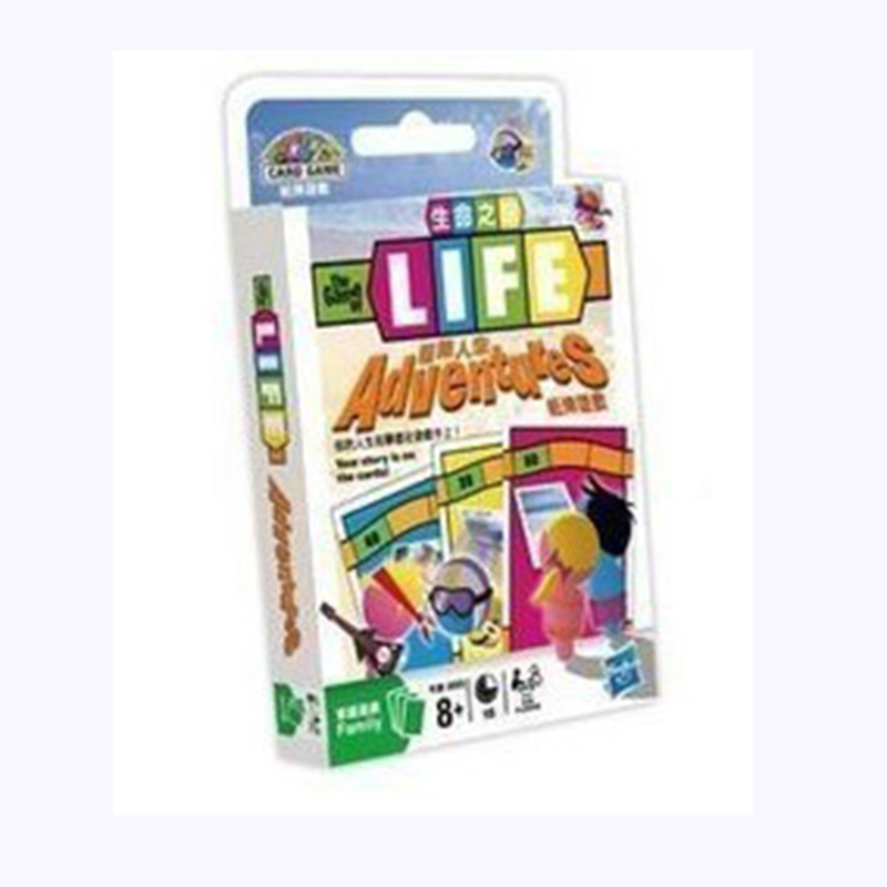 Adventures Life Board Game Funny Family/Party