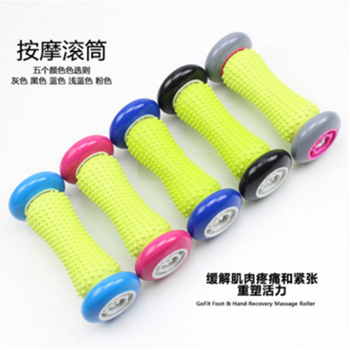 EVA/EPP Foam Roller Muscle Massage Roller Trigger Point Fitness Foam Muscle Relaxation health massage relaxation kifit eva point floating yoga foam roller trigger textured for fitness home gym exercise sports massage health care tool