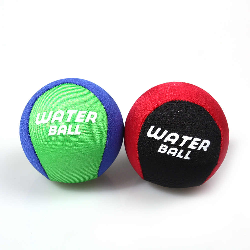 Water Bouncing Ball Bounce Water Surf Jump Ball Ocean Pool Beach Stress Relief Ball for Swimming Pool Lake Seaside