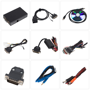 Image 5 - KTAG V7.020 Master K TAG 7.020 KESS V2 5.017 Red PCB Euro ECU Chip Tuning Tool K TAG Full Adapters OBD2 ECU Programmer