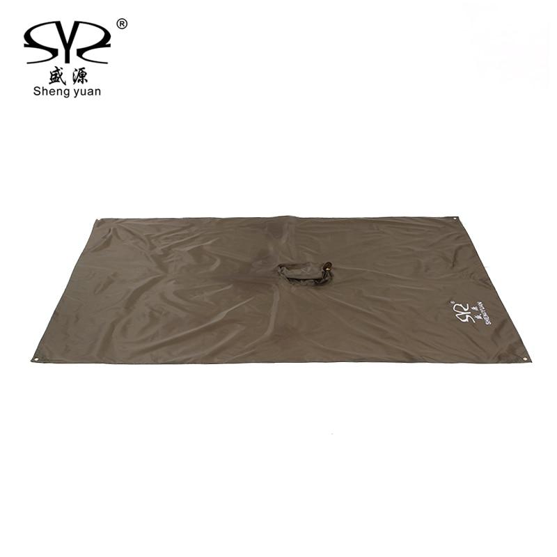 Impermeable multifuncional Al aire libre A Prueba de Humedad Estera - Camping y senderismo