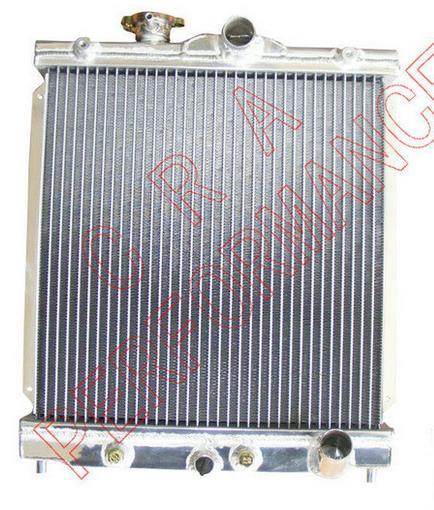 3003 high strength aluminum alloy cooling radiator for HONDA Civic Del Sol 1990 2000 auto tuning