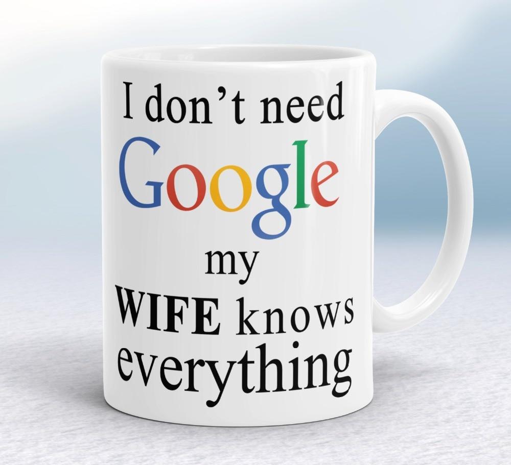 Buy Google Mug Wife Coffee Mugs Travel