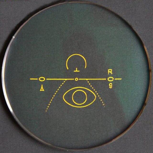 1.56 short corridor progressive lens SPH -6.00~+3.00 Max (No CLY) ADD +0.75~+3.50 Diamater 65/70mm optical lenses eyeglasses