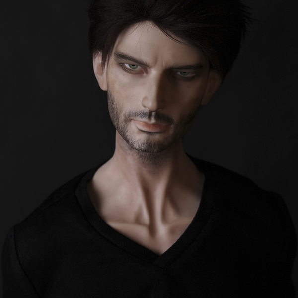 Кукла BJD с глазами, sd-кукла, Lucifer 80 см, 3 точки, шарнирная кукла для мужчин