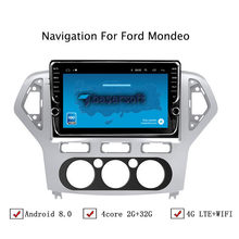 "10.1"" Android 6.0/8.0/8.1 Car DVD GPS Navigation For Ford Mondeo 2007 2008 2009 2010-2013 Car Radio Head Unit(China)"