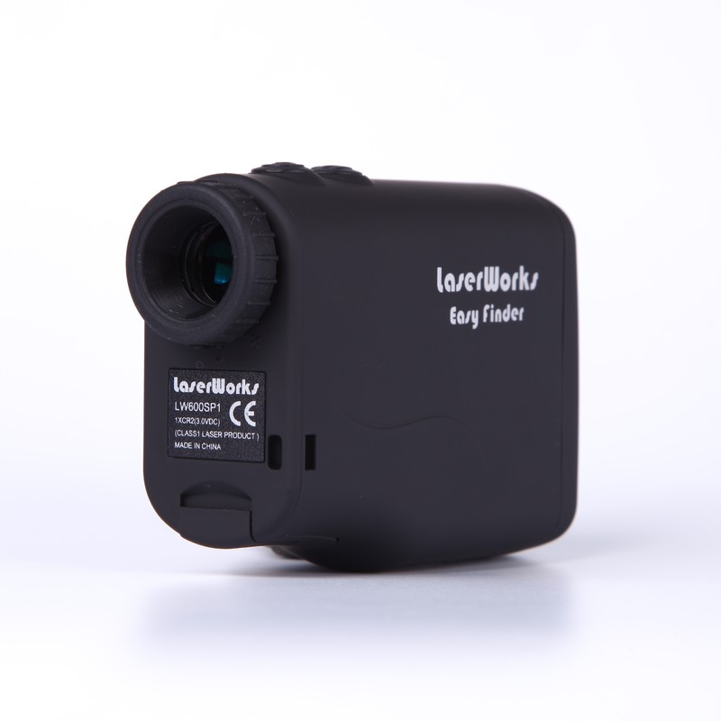 Laser rangefinder 600m laser range finder hunting monocular golf rangefinders measure laser distance meter speed tester hot 001