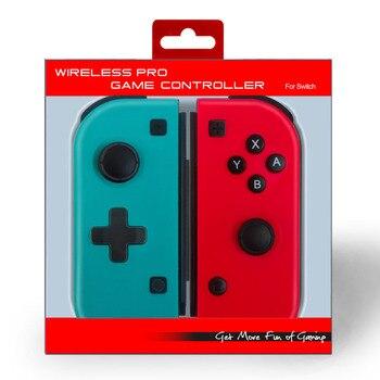 1 piezas Wireless Pro controlador de juego para Nintend consola Switch interruptor Joystick Gamepad