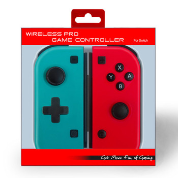 1 piezas Wireless controller Pro Juego para Nintendo Switch consola Gamepad Joystick