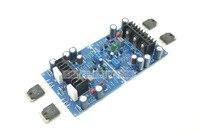 Dual Channel Placa Amplificador C4468 A1695 AC Dual 18 v 34 v Transformador|Amplificador|Eletrônicos -