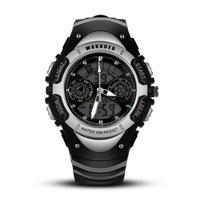 2018 WAKNOER   Dual     Display   Wrist   Watch   Men   Watch   Waterproof Military Sport   Watches   Quartz Digital Men's   Watch   saat reloj hombre